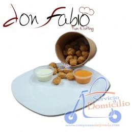 Entrantes Don Fabio Palomitas de Jalapeños y Gouda (18 und)
