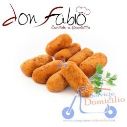 Entrantes Don Fabio Croquetas de Jamón (8 und)