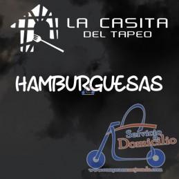 Degusta nuestra Hamburguesa de Hamburguesa queso de cabra compuesta de Carne 200gr