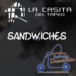 Degusta nuestros Sandwiches de Sandwich vegetal